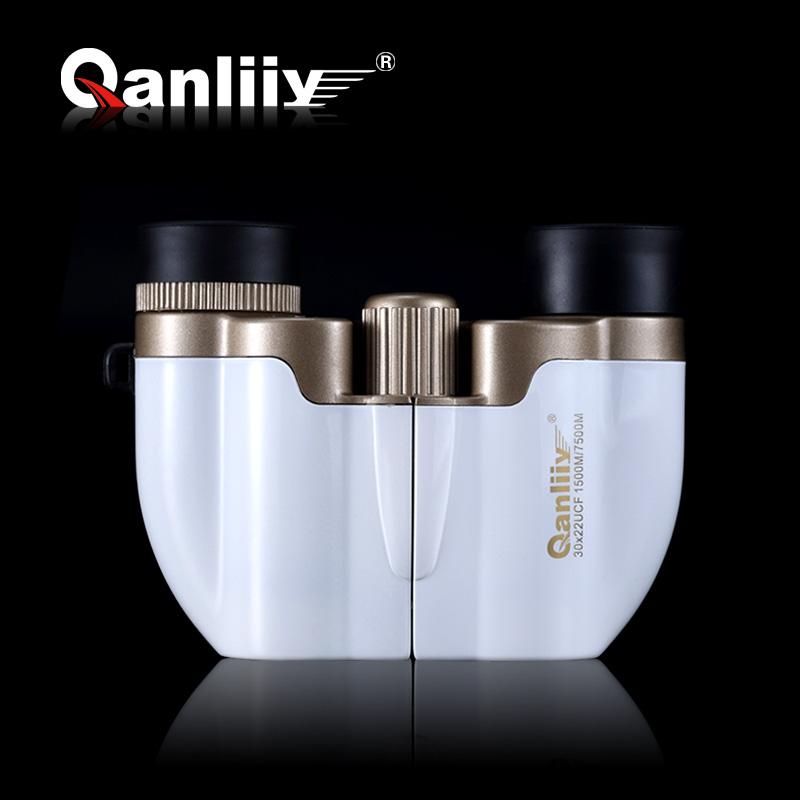 กล้องทางไกล Qanliiy 30x22 สำหรับดูคอนเสิร์ต
