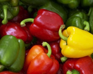 พริกหวานยักษ์ สายพันธ์ุต่างประเทศ Sweet Bell Pepper Seeds / 10 เมล็ด