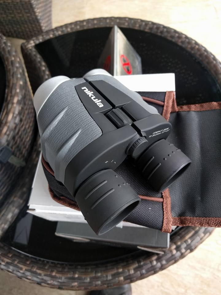 กล้องส่องทางไกล NIKULA 10-30x25