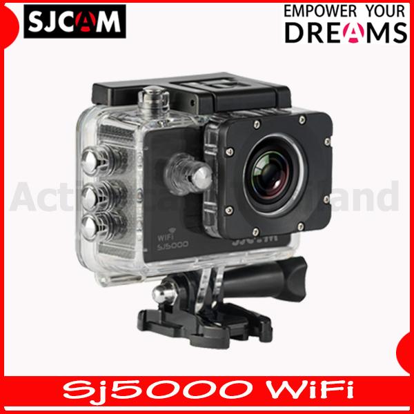Sj5000 WiFi - Black