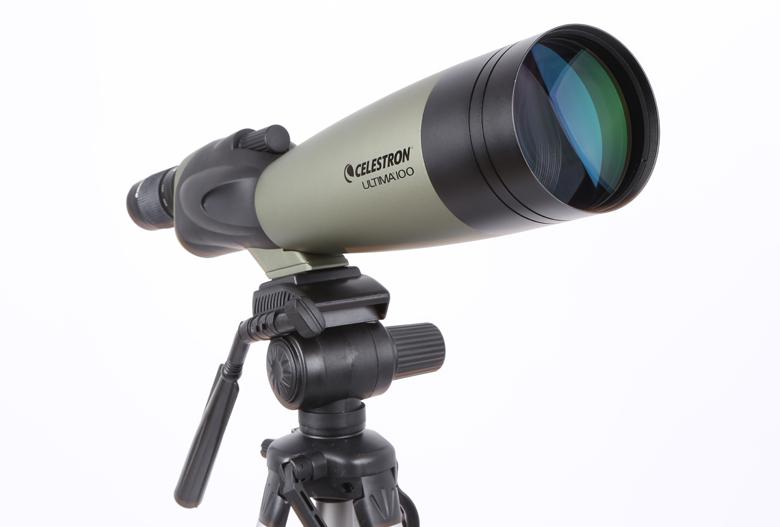 กล้องส่องทางไกล ดูนก CELESTRON 22-66x100B