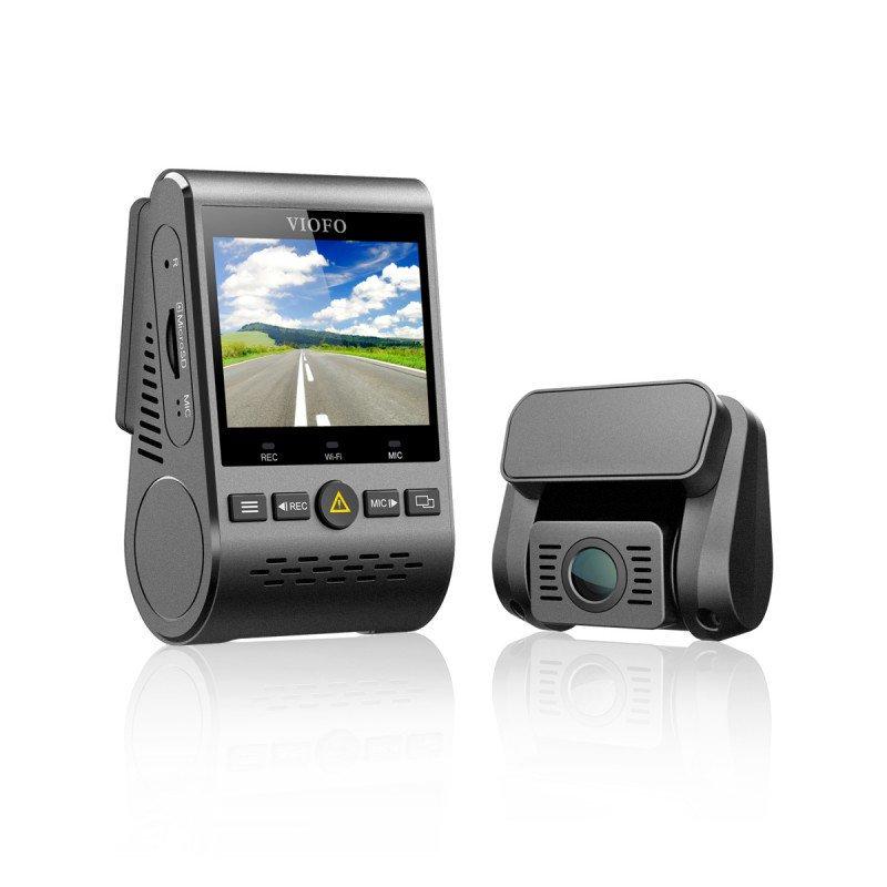 กล้องติดรถยนต์ VIOFO รุ่น A129 Duo