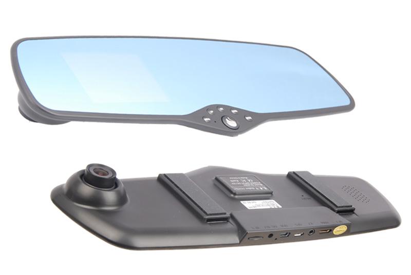 กล้องติดรถยนต์ Shadow GL8000(capacitor)