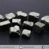 เพชรหน้าทั่ง หรือไพไรต์ pyrite ทรงลูกบาศก์ 11 ชิ้น (50g) สำเนา
