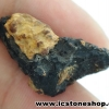 สะเก็ดดาวไทย มีหินติด(3g)