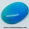 พลอยเทอร์ควอยส์แท้จากอิหร่าน (Turquoise) 2.96ct.