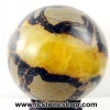 ▽เซ็ปแทเรี่ยน Septarian (Dragon stone) หินทรงกลม (7.8 cm.,692g)