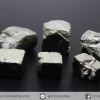 เพชรหน้าทั่ง หรือไพไรต์ pyrite ทรงลูกบาศก์ 6 ชิ้น (50g)