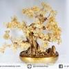 [โปรโมชั่น] ต้นไม้มงคลซิทริน Citrine (สูง 33 cm)
