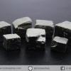 เพชรหน้าทั่ง หรือไพไรต์ pyrite ทรงลูกบาศก์ 7ชิ้น (50g)