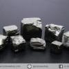 เพชรหน้าทั่ง หรือไพไรต์ pyrite ทรงลูกบาศก์ 8 ชิ้น (50g)