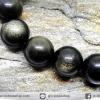 สร้อยข้อมือโกลเด้น ออบซิเดียน (Golden Obsidian) 9mm.