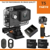 ThiEYE T5 4K 16Mp ไทย + Battery + Dual-charger + Bobber +Remote Bluetooth