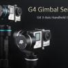 G4 New!!!! Portable Handheld Gimbal