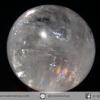 แคลไซต์โปร่งแสงเหลือบรุ้ง (Calcite) ทรงบอล 3.5 cm