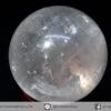 แคลไซต์โปร่งแสง ( Calcite) ทรงบอล 3.8 cm