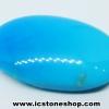 พลอยเทอร์ควอยส์แท้จากอิหร่าน (Turquoise) 2.95ct.