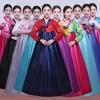 ชุดแต่งกายประจำชาติเกาหลี Hanbok Stage Dance Costumes, Court Dresses & National Costumes