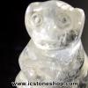 หินควอตซ์แกะเป็นรูปลิง ปีนักษัตร ปีวอก (7g)