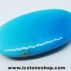 พลอยเทอร์ควอยส์แท้จากอิหร่าน (Turquoise) 2.78ct.