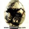 หินมังกรขนาดใหญ่ - เซ็ปแทเรี่ยน Septarian (Dragon stone) ทรงไข่ (3.5 Kg)