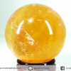 แคลไซต์(calcite) ทรงบอล 4.3 cm.