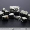 เพชรหน้าทั่ง หรือไพไรต์ pyrite ทรงลูกบาศก์ 9 ชิ้น (50g)