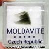 สะเก็ดดาวโมลดาไวท์ (Moldavite) 1.13ct.