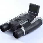 กล้องส่องทางไกล 2ตา Digital ถ่ายรูป/ภาพเคลื่อนไหวในตัว 1080P (รุ่น12x32)