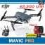 DJI MIVIC PRO Standard Free SJCAM SJ4000 WiFi thumbnail 7