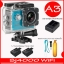Sj4000 WiFi+ Battery+Dual Charger+ทุ่นลอยน้ำ ( 7 สี ) thumbnail 5