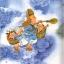 นิทานจีน ตอนเทศกาลชีซี หนุ่มเลี้ยงโคและสาวทอผ้า (The Qixi Festival The Cowherd and the Weaver Girl) 中文小书架—汉语分级读物(准中级):民间故事 七夕节之牛郎织女(含1CD-ROM) thumbnail 6