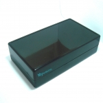 กล่องอเนกประสงค์ สีดำ 140*82*38mm