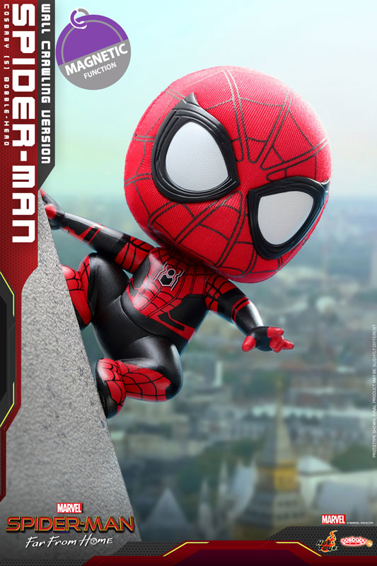 Marvel 500 Series 3 SPIDER-MAN Classic Red /& Blue Figure