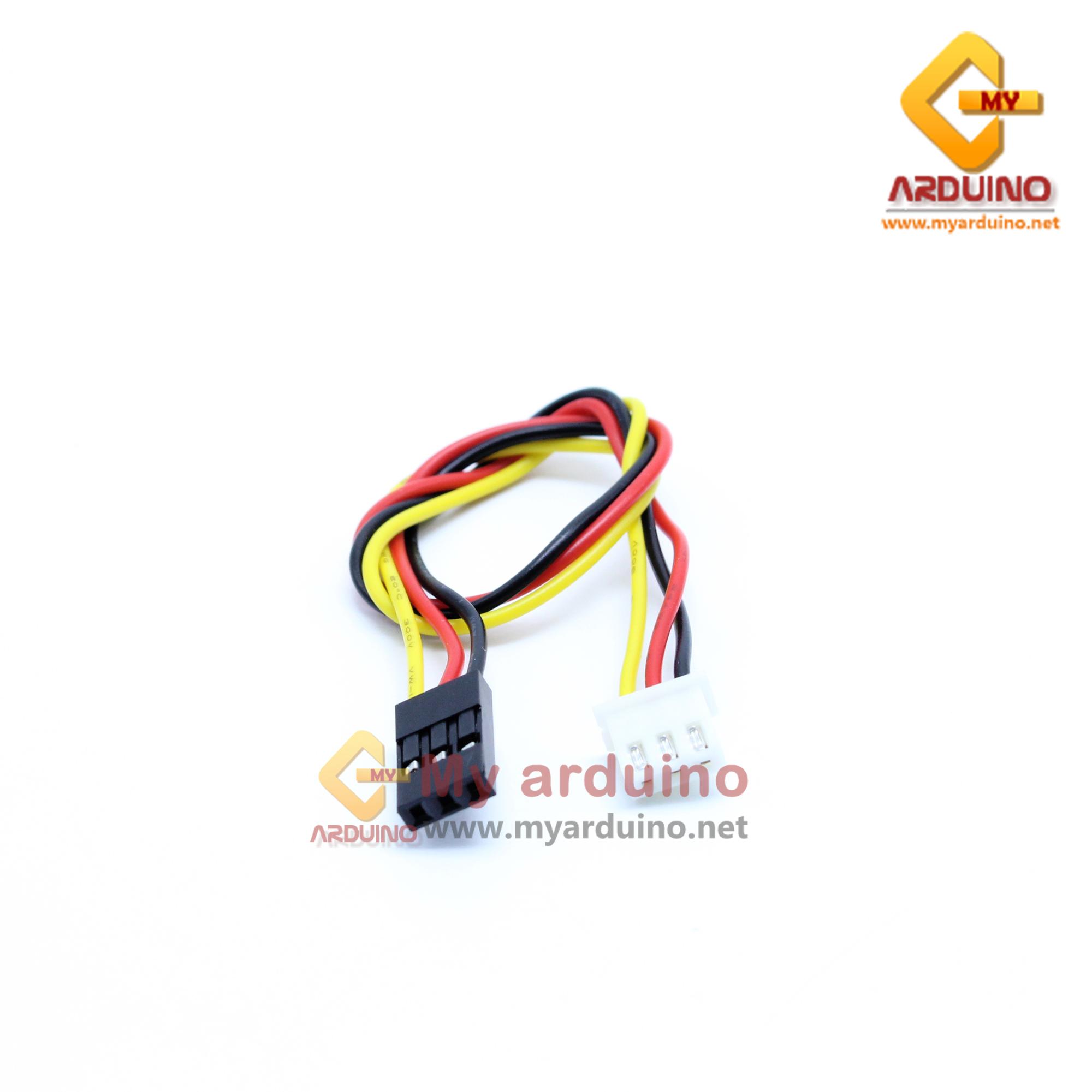 EC sensor เซ็นเซอร์วัดค่าการนำไฟฟ้าของน้ำ arduino
